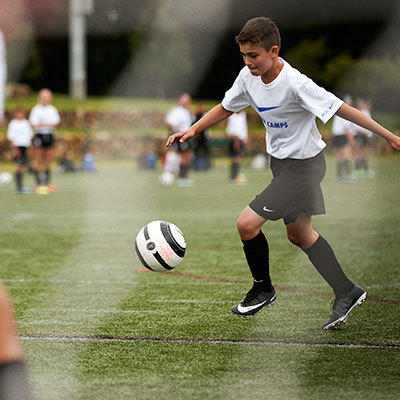 TYPE: NBC Overnight Soccer Camps