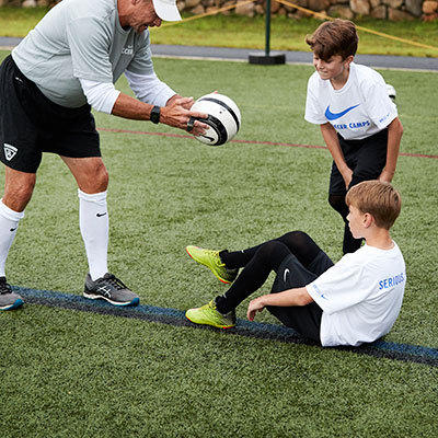 TYPE: NBC Day Soccer Camps