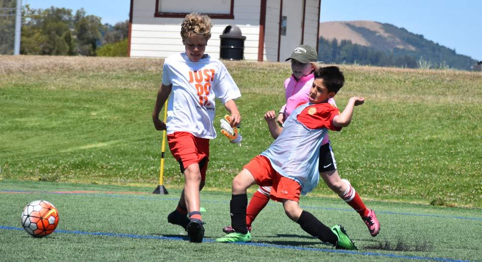 54f247f1d Player ONE powered by Nike Soccer Camps - San Francisco