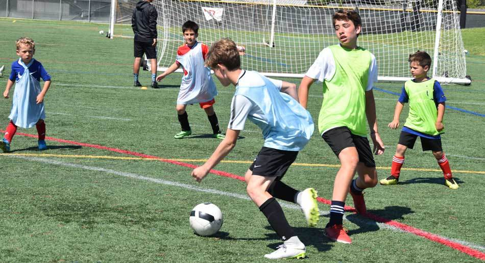 Player ONE powered by Nike Soccer Camps - Redwood High School