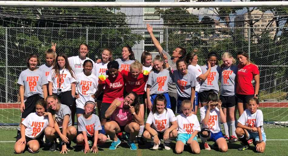 Nike Soccer Camp at Seattle University
