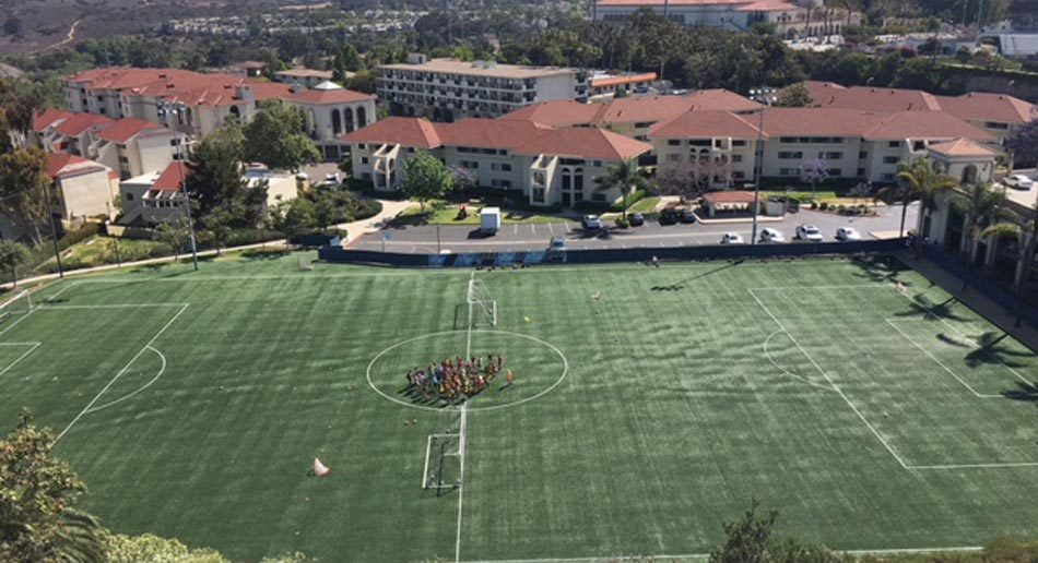 San Diego Lacrosse >> Nike Girls Soccer Camp at University of San Diego