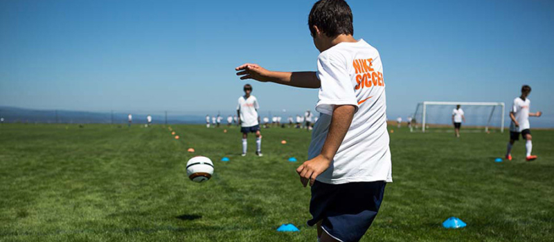 Nike Soccer Camp Tigertown Feature