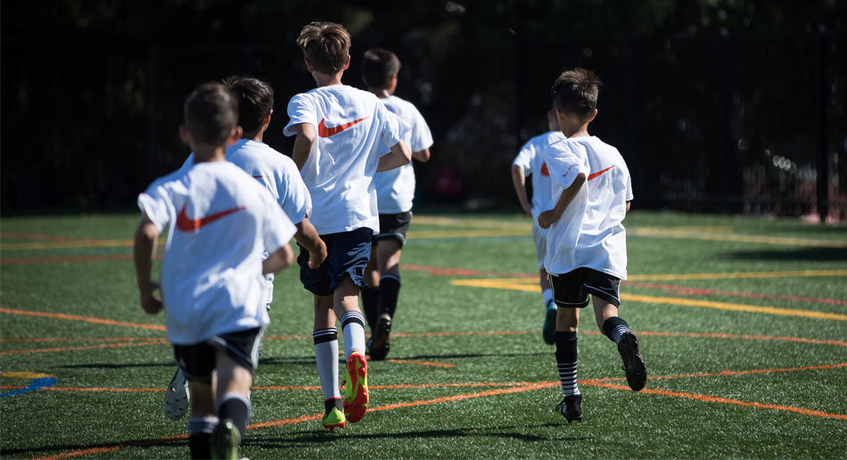 Nike World Wide Soccer Camp Rolling Hills Catholic School