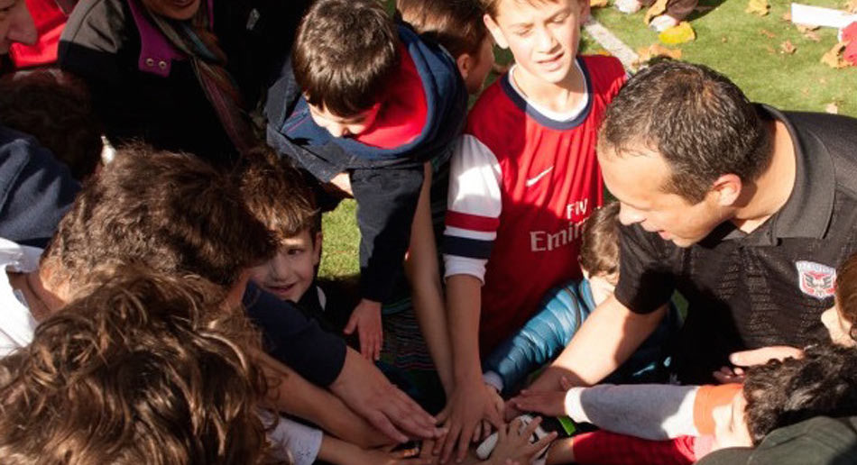 0f9810ce2 at Nike Soccer Camps. Kids Trophy Picture Hands In Nova ...