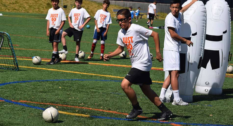de97eb23b Player ONE powered by Nike Soccer Camps - Saratoga High School