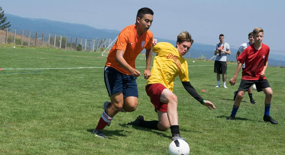 fe962d80c Player ONE powered by Nike Soccer Camps - UC Santa Cruz