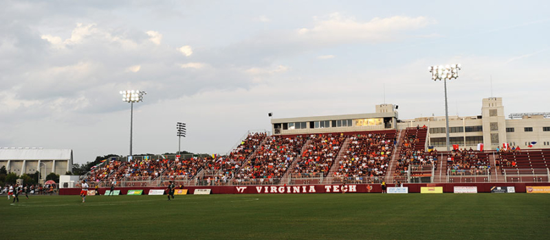 Nike Soccer Camp Virginia Tech Feature