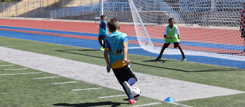 William Jessup Soccer Camp Feature
