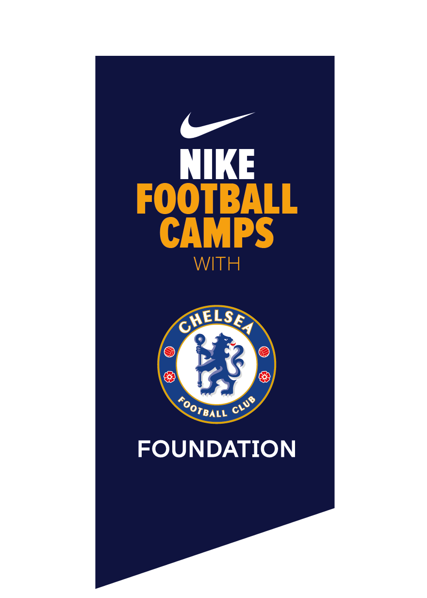 Nike Soccer Camp with Chelsea FC Foundation 3c27ae908
