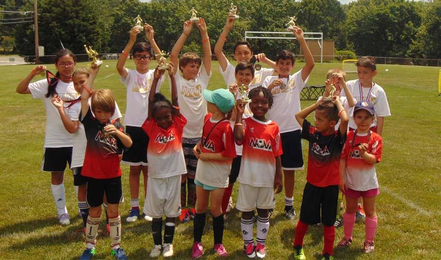 Nike Soccer Camps Announces 2019 Summer Dates with NOVA