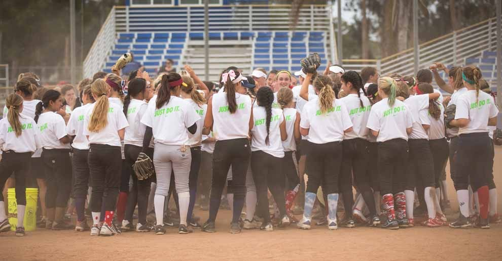 Nike Softball Winter Clinic at Victory Lanes Sports Complex