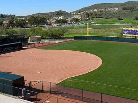 Nike Softball Camp Cal Lutheran Facility Gallery