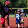 Nike Softball Camp Scrap Yard Gallery3