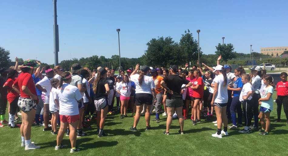 Nike Softball Camp University of Dallas
