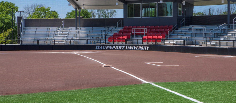 Nike Softball Camp Davenport Facility