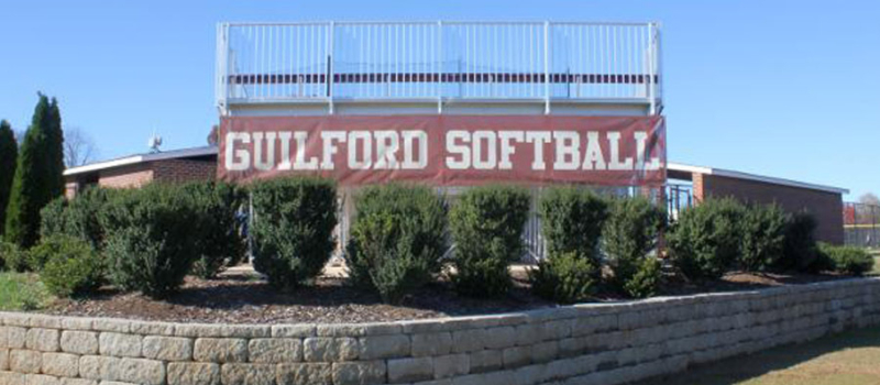Nike Softball Camp Guilford Facility