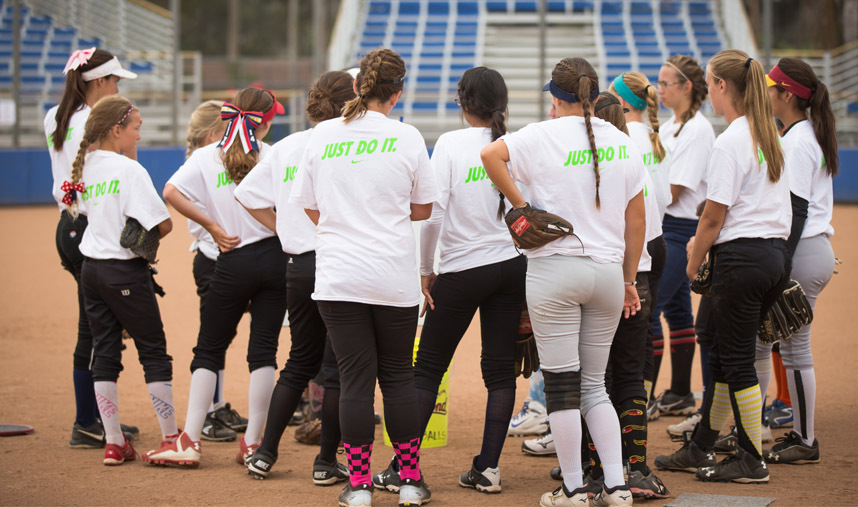 Nike Softball Tip Mental Health Season