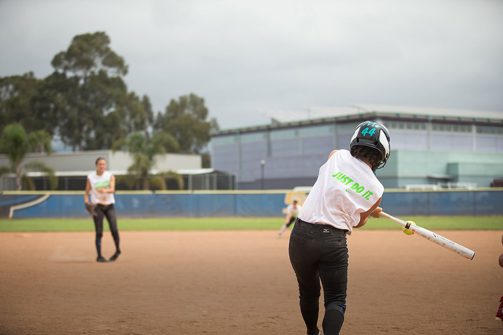 Nike Softball Camps in California