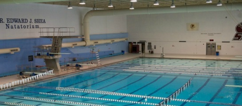 Southern Illinois University Pool Facility Nike Swim Camp