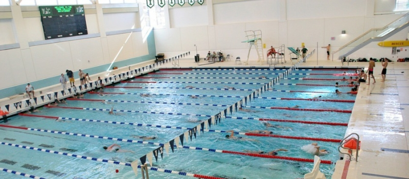 York College Pool Facility Nike Swim Camp