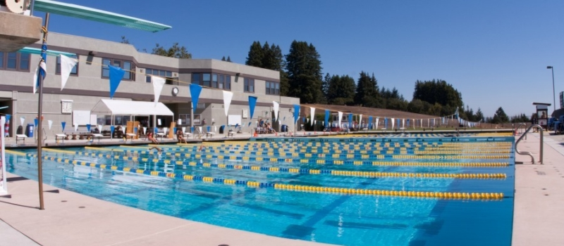 Uc Santa Cruz Pool Faciltiy Nike Swim Camp