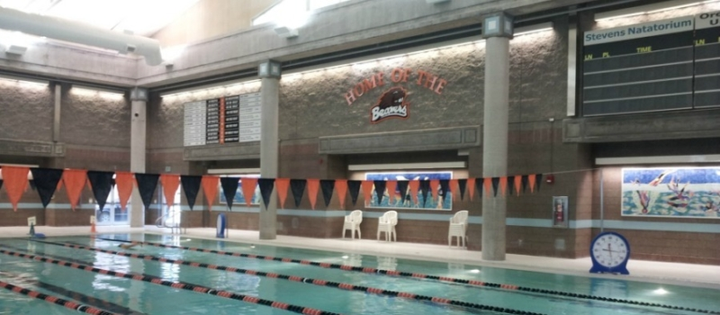 Oregon State Pool Facility Nike Swim Camp 900X400