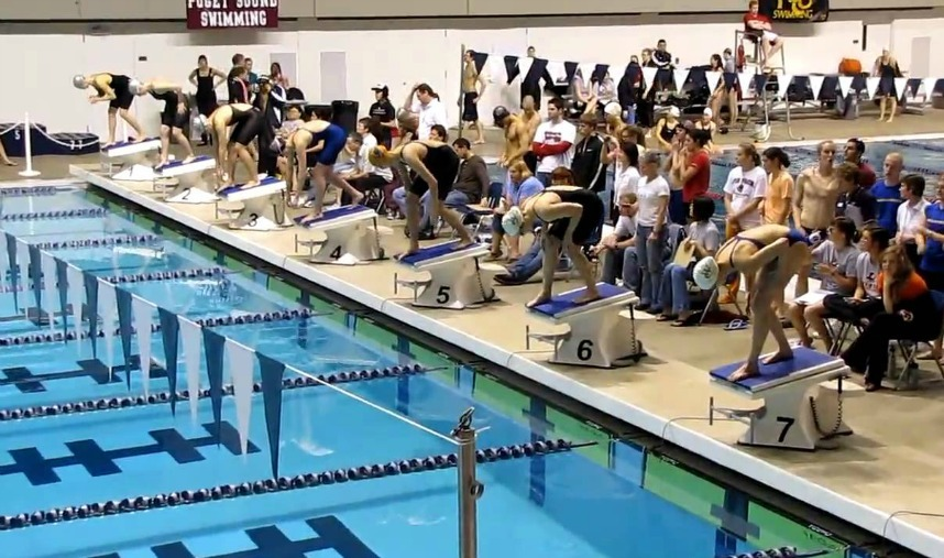 Whitman College Nwc Swim Meet News 858X507
