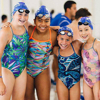 TYPE: Peak Performance Summer Swim Camps