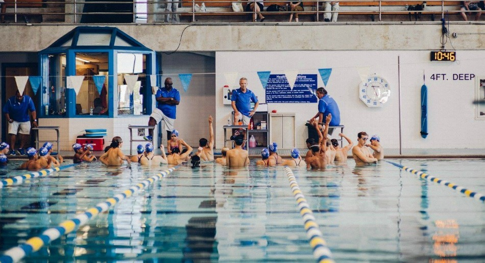 Nike Peak Performance Fall Weekend Swim Clinic Boston Ma