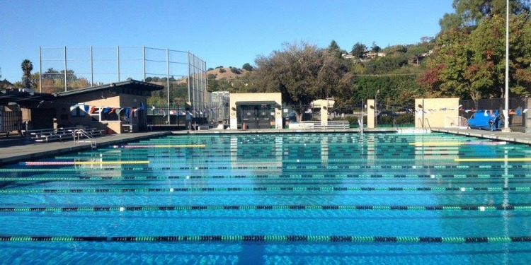 Nike peak performance spring weekend swim clinic san francisco bay area marin for Swimming pool contractors san francisco bay area