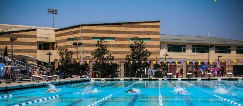 Nike Peak Performance Summer Swim Camp Los Angeles Ca
