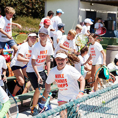 TYPE: Nike Junior Day Tennis Camps