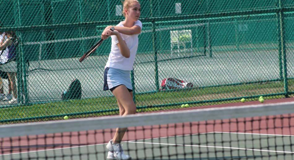 College girls tennis match turns to orgy 080 - 1 5