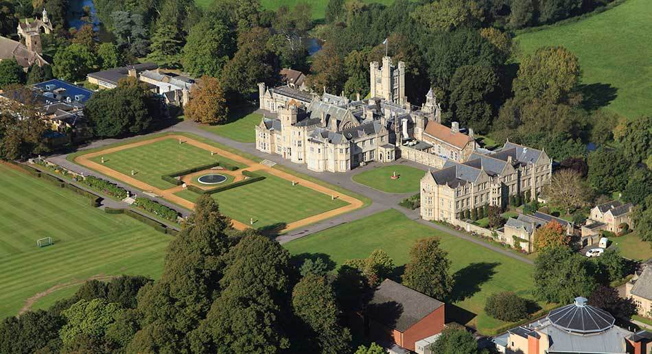 Canford Aerial ...