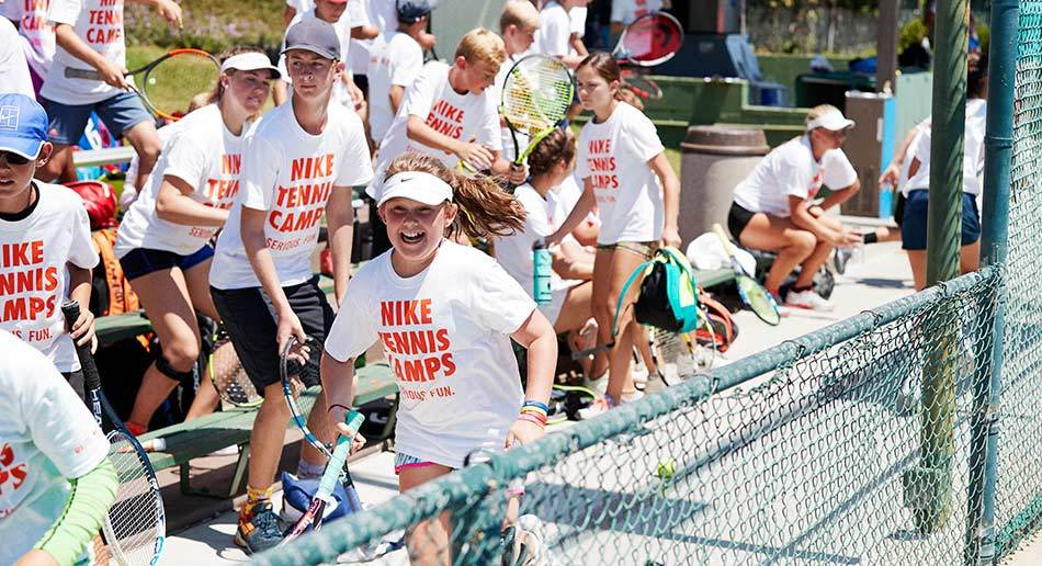 check out 75a8f 00d2e Nike Tennis Camp at University of San Diego