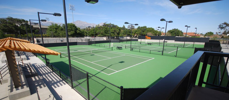 Nike Tennis Camps Claremont Mckenna Courts