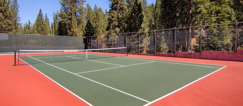 Nike Tennis Camps Lake Tahoe