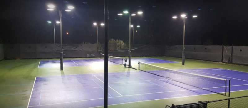 Nike Tennis Camps Lipscomb Racquet Club