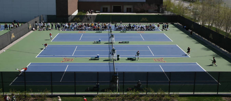 Nike Tennis Camps Minnesota Courts