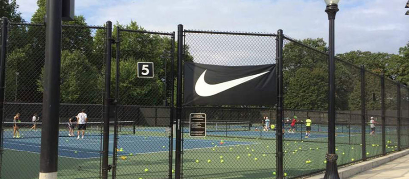 Nike Tennis Camps Oregon State Courts