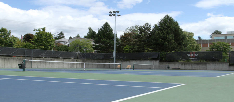 Nike Tennis Camps Seattle University