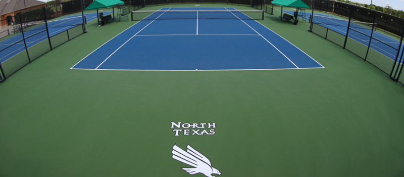 Nike Tennis Camps Unt Facility