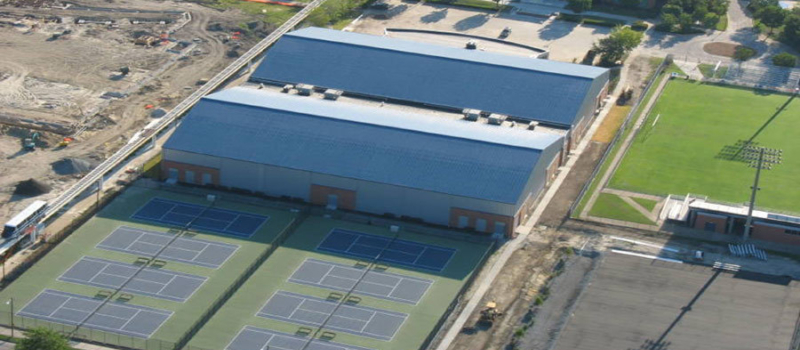 Odu Tennis Courts