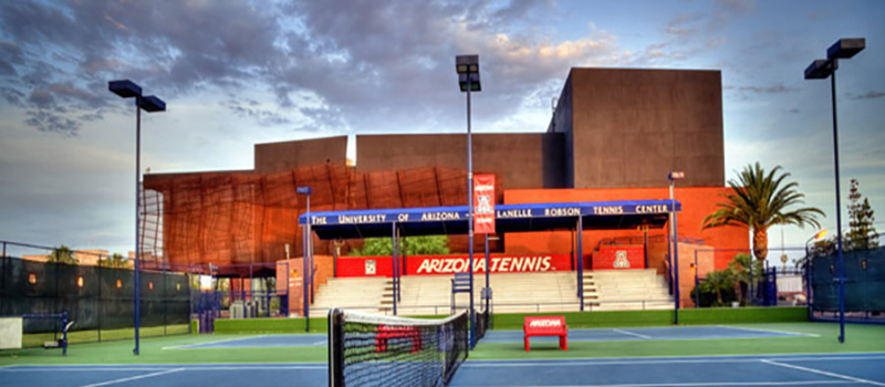 University Of Arizona Tennis Courts