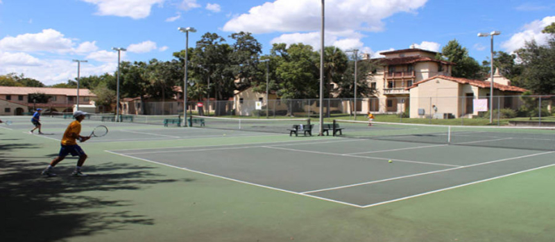 Nike Tennis Camps Rollins College