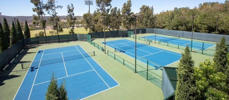 Nike Tennis Camps Soka Courts