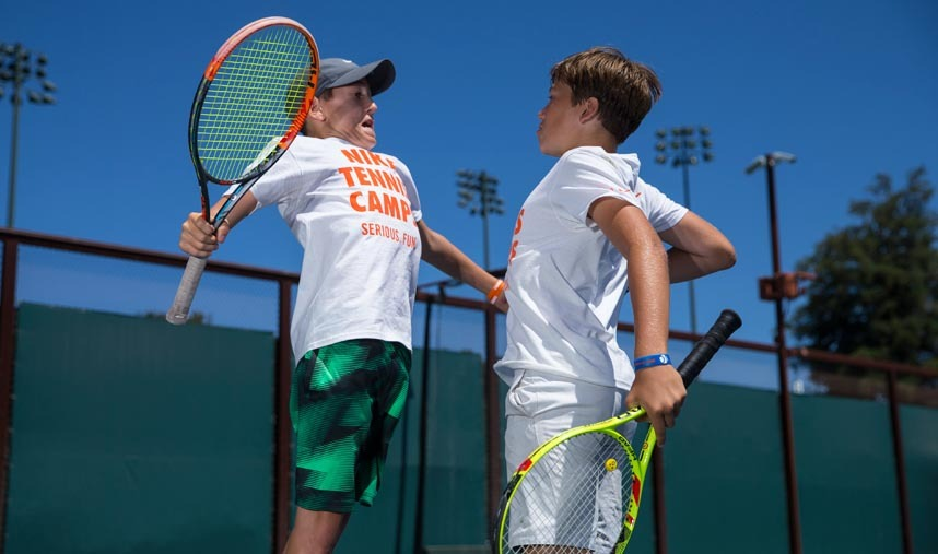 Nike Tennis Camp New Locations Pr