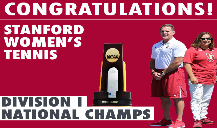 Stanford Womens Champs