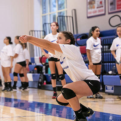 TYPE: Nike Position Specialty Volleyball Camps